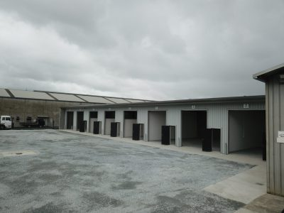 Northland Regional Council Storage Sheds - Teaser Image