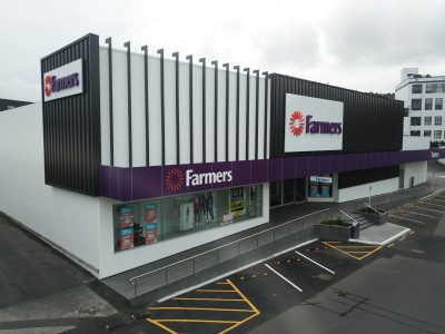 Farmers Whangarei Redevelopment